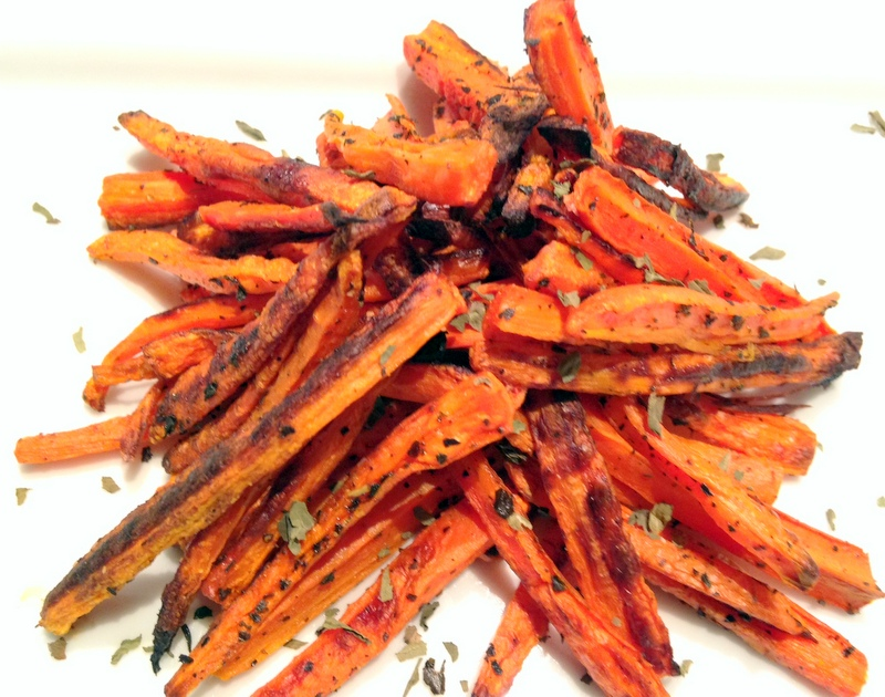 French Fry Carrots