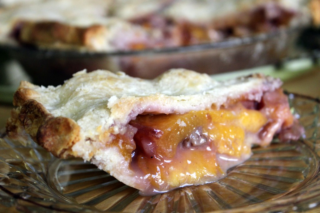 nancy's peach pie