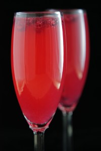 blog champagne pomegranate